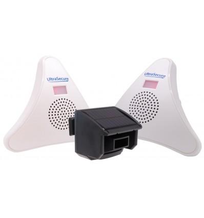 2 x Receiver DA600-T Wireless Garden & Driveway Alarm Kit