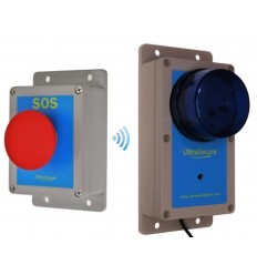 Wireless SS Shop SOS Panic Alarm