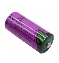 3.6v Lithium 2/3 AA size Battery.