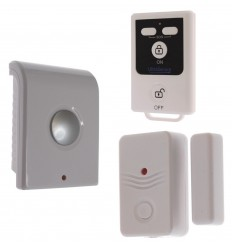 BT Wireless Door Alarm & Internal Siren