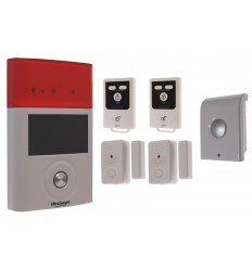 BT Delux Wireless Door Alarm Kit