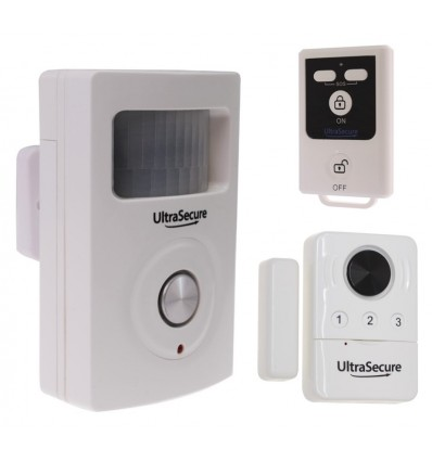 Wireless BT Magnetic Door/Window Contact Alarm