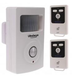 BT PIR Alarm & 2 x Remote Controls (non GSM).