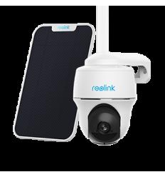 Reolink Go Battery 4G Pan & Tilt 1080P CCTV Camera & Solar Panel