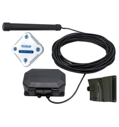 Protect-800 Wireless Vehicle Detecting Probe & Motion PIR Driveway Alarm