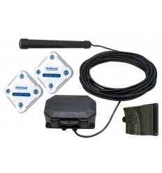 Protect 800 Wireless Vehicle Detecting Probe, PIR & 2 x Receiver Driveway Alarm Kit