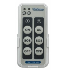 Long Range Remote Control & SOS Button for the Protect 800 Outdoor Receiver