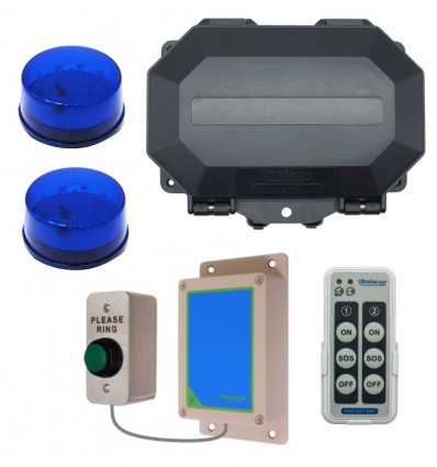 Commercial Flashing LED Doorbell Wireless