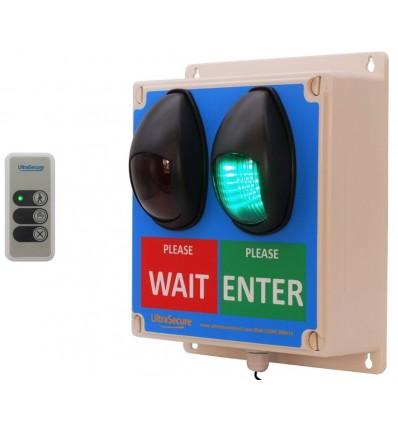 Wireless Entry Traffic Light Kit C