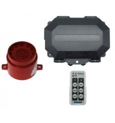 Protect 800 Outdoor Receiver with Adjustable Siren