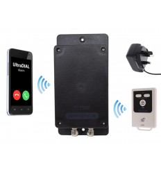 'The UltraDIAL' Mains Covert GSM Alarm