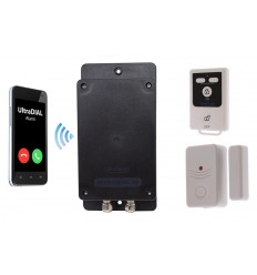 'The UltraDIAL' 3G GSM Silent Door & Window Alarm