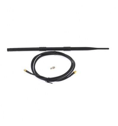 Wireless CCTV Booster Aerial & 2 metre Cable Kit