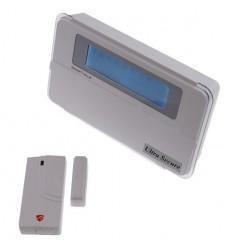 Wireless Smart Alarm & Telephone Dialer & Internal Door/Window Contact