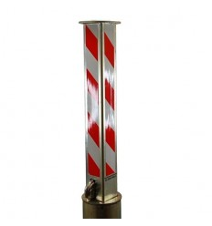 Slight Second Fully Telescopic TP-80R Security Post (001-0941 K/D, 001-0931 K/A)