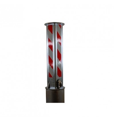 TP-100R Fully Telescopic Security Post