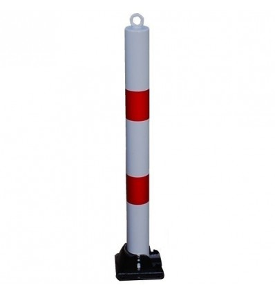 900RW-(76), Fold Down Parking Bollard