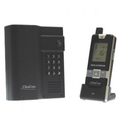 UltraCom 600 metre Wireless Intercom (with Keypad).