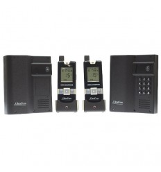 2 x Caller Stations & 2 x Handsets 600 metre Wireless UltraCom Intercom