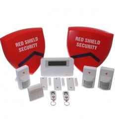 Delux Plus Wireless Smart Alarm & Telephone Dialer.