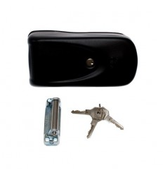 Secure Electronic Gate Lock