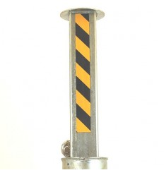 TP-100 Fully Telescopic Security Post (001-0550 K/D, 001-0540 K/A)