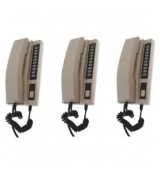 3-way Indoor Wireless Intercom
