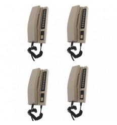 4-way Indoor Wireless Intercom