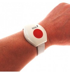 Wristband Wireless Panic Button for KP Alarms