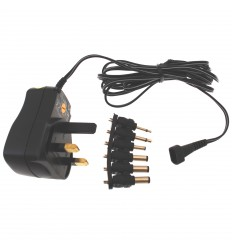 Adjustable 3-pin plug in Power Supply