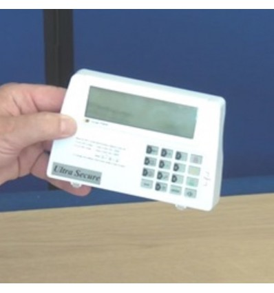Wireless Smart Alarm Std Control Panel Video
