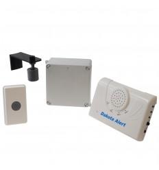 Dakota 2500E Wireless 4-Channel Receiver