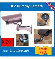 Internal & External Decoy (dummy) CCTV Camera (DC2)