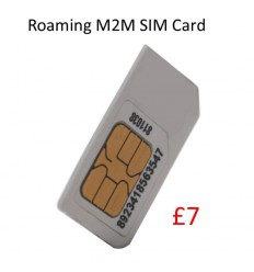 Roaming M2M Sim Card