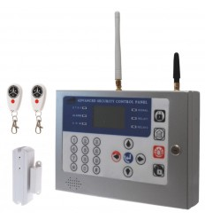 Heavy Duty Wireless GSM Alarm System A