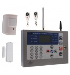 Silent Workshop Wireless GSM Workshop Alarm 3