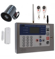 Workshop GSM Wireless Alarm System 1