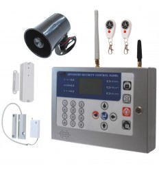 Wireless Workshop GSM Alarm 2