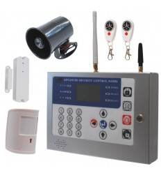 Workshop Wireless GSM Workshop Alarm 3